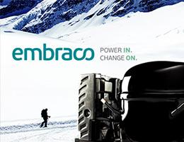 Líder mundial no mercado de compressores para refrigeração