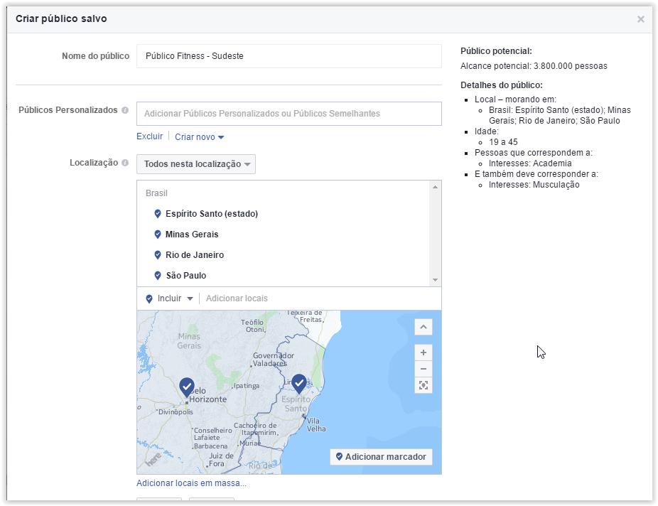 agencia gestao de facebook campanha paga