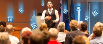 marketing digital linkedIn gerenciamento de mídias