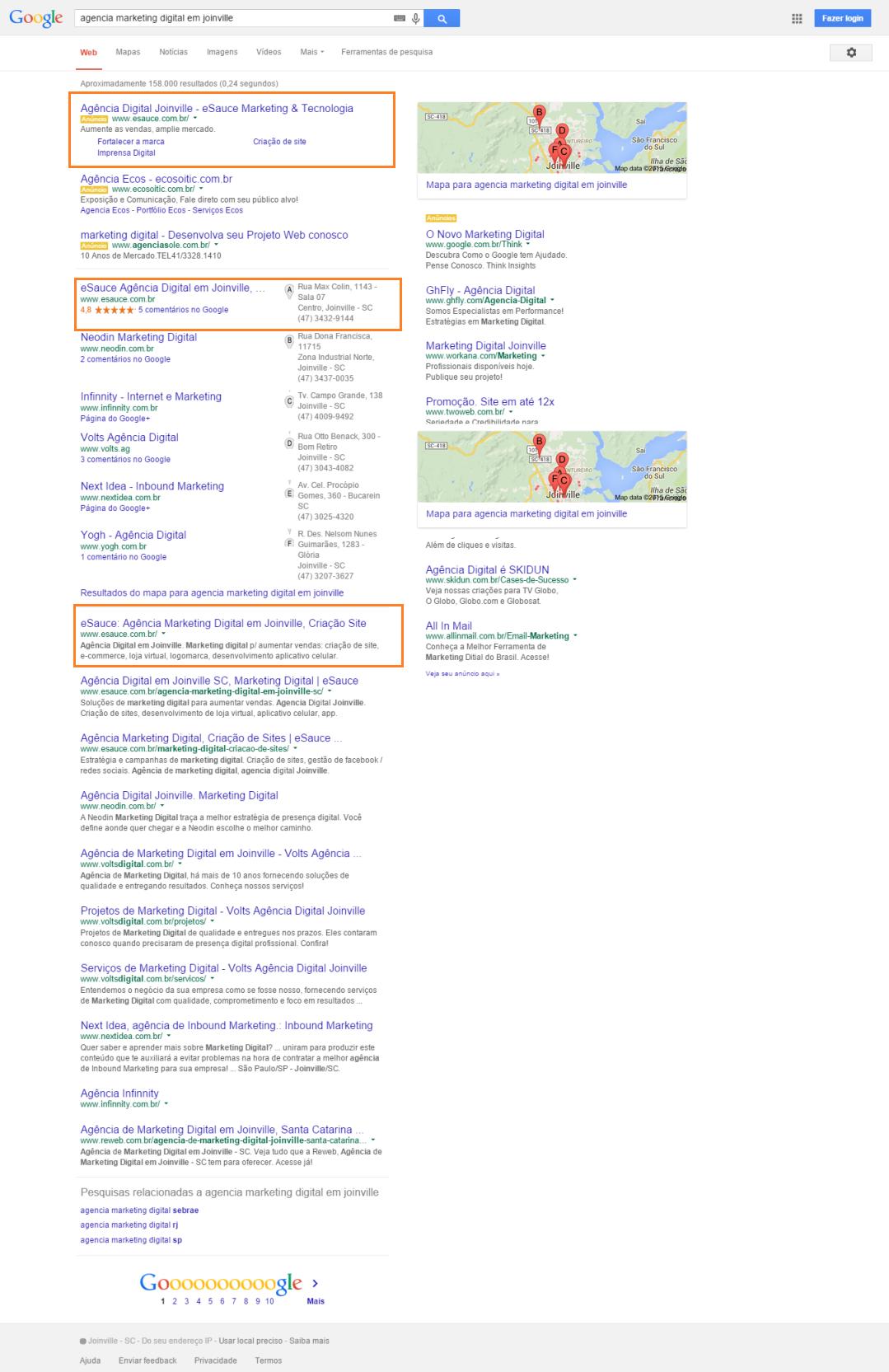 como google maps ajuda negocio