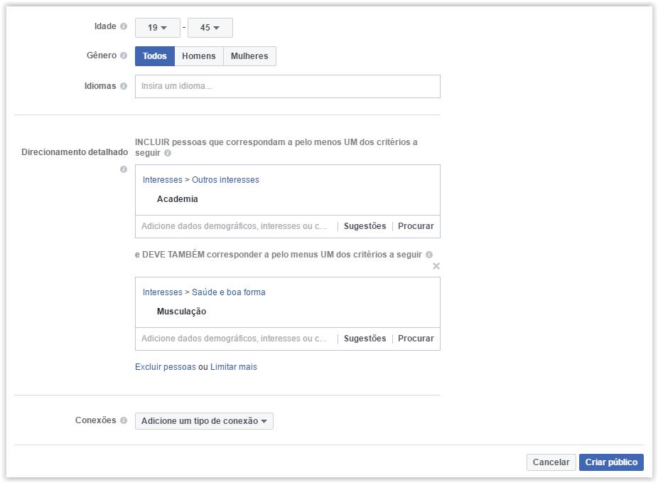 agencia marketing digital campanha facebook ads