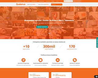Criacao Site Empresa Tecnologia Software Brasil Europa