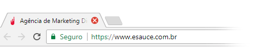 Site eSauce Marketing Digital