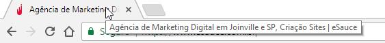 SEO site esauce marketing digital